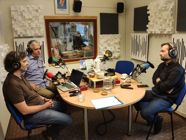 Marijos radijo aktualijų laida apie LKDPS